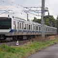常磐線 E531系K409編成 383M 普通 水戸 行