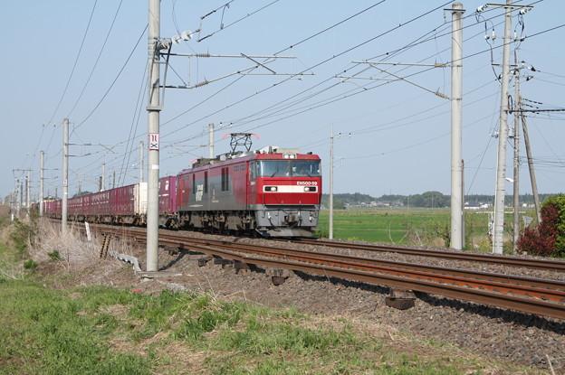 2094レ EH500‐59+コキ (3)