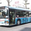 Photos: 京浜急行バス M2543号車 森22系統 八潮パークタウン循環