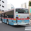 Photos: 京浜急行バス M1851号車 後部