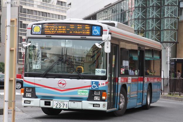 京浜急行バス M1140号車 森29系統