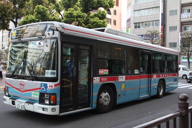 京浜急行バス M1010号車