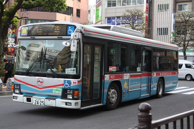 京浜急行バス M1217号車