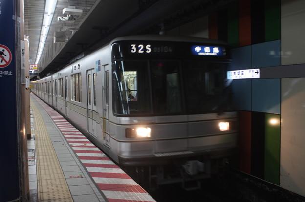 東京メトロ日比谷線 03系03-104F