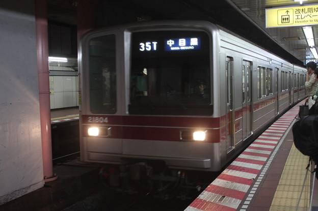 東武20000系21804F