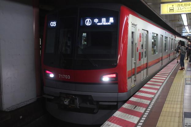 東武70000系71703F