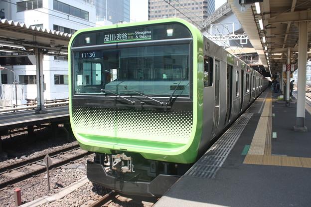 山手線 E235系トウ11編成