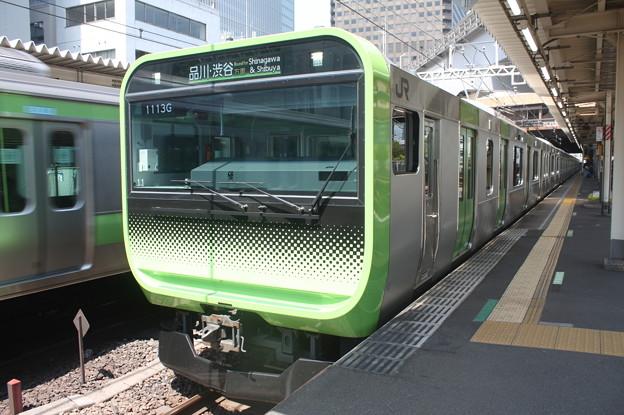 山手線 E235系トウ11編成 (1)