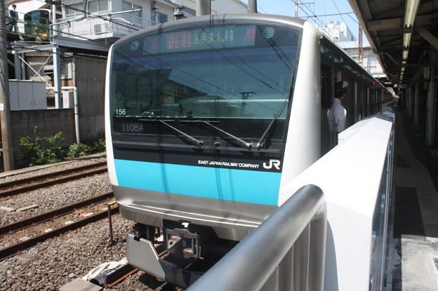 京浜東北線 E233系1000番台サイ156編成