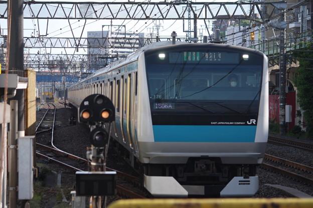 京浜東北線 E233系1000番台サイ176編成