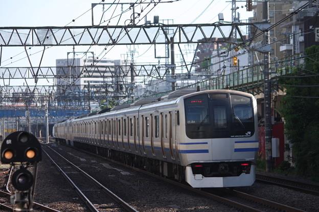 横須賀線 E217系Y-44編成