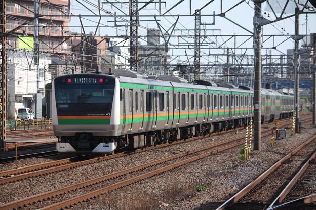 東海道線 E233系3000番台E-04編成