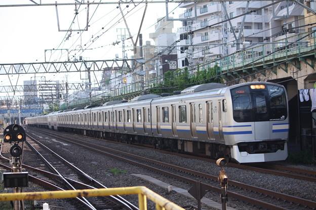 横須賀線 E217系Y-12編成