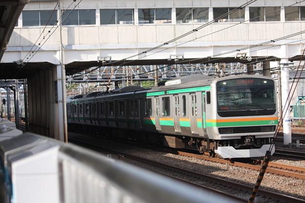 東海道線 E231系1000番台U502編成