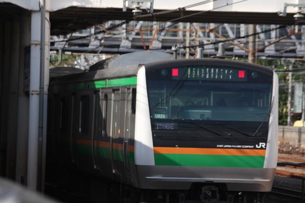 東海道線 E233系3000番台U625編成