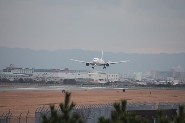 日本航空 JAL B767‐300ER JA602J