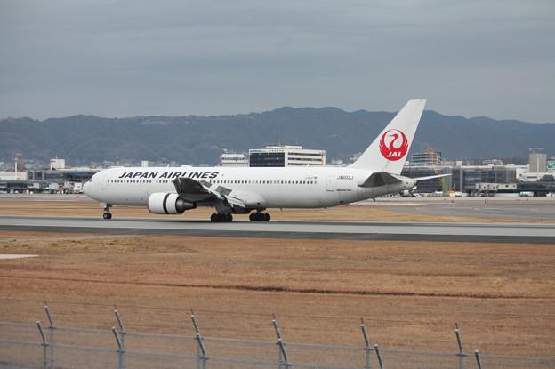 日本航空 JAL B767‐300ER JA602J (4)