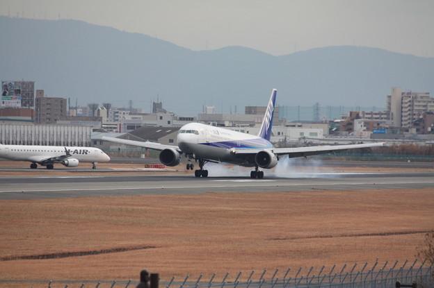 全日空 ANA B767-300 JA8324 (1)