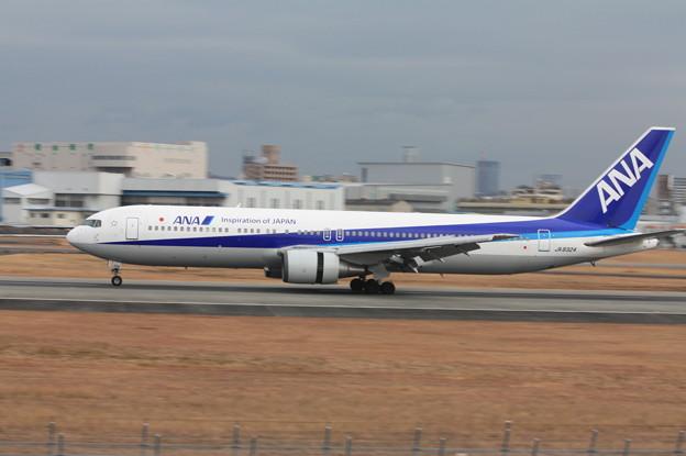 全日空 ANA B767-300 JA8324 (4)