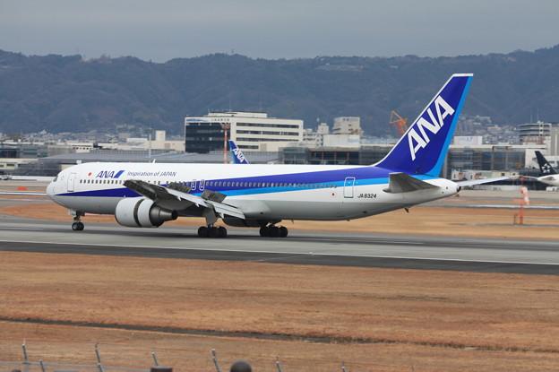 全日空 ANA B767-300 JA8324 (5)