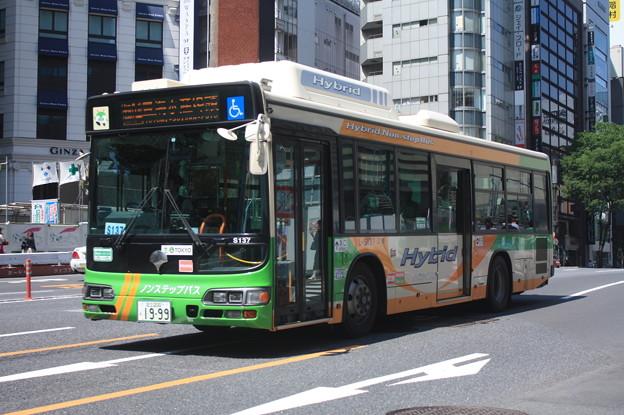 都営バス L-S137