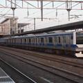 常磐線 E531系K414編成 444M 普通 上野 行