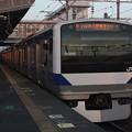 常磐線 E531系K408編成 1197M 普通 勝田 行 後追い