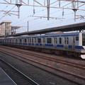常磐線 E531系K423編成 444M 普通 上野 行