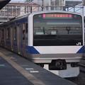 常磐線 E531系K402編成 1197M 普通 勝田 行