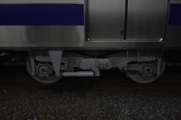 E531系 KY出場後の台車
