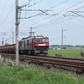 安中貨物 5094レ EH500-33+タキ+トキ (1)