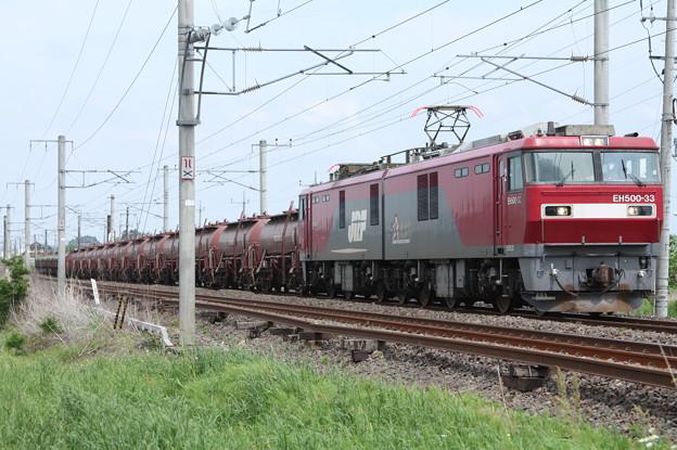 安中貨物 5094レ EH500-33+タキ+トキ (7)
