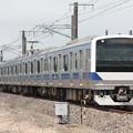水戸線 E531系K470編成 737M 普通 勝田 行
