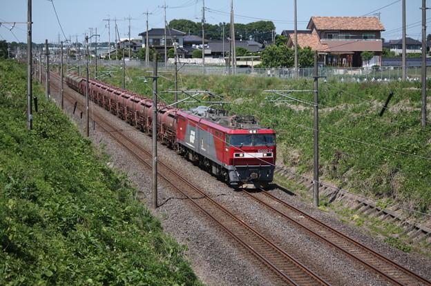安中貨物 5094レ EH500-37+タキ+トキ (4)