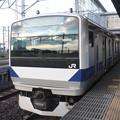 水戸線 E531系K477編成 764M 普通 小山 行