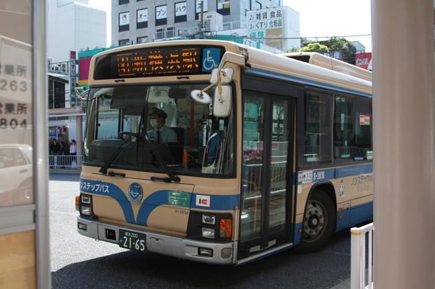 横浜市営バス 6-3836号車