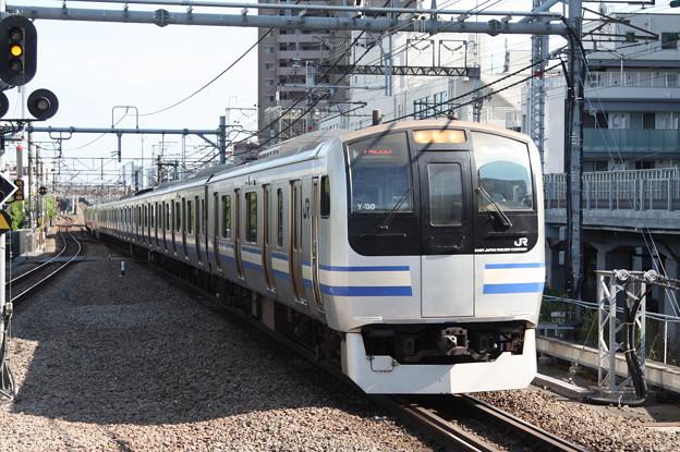 横須賀線 E217系Y-30編成