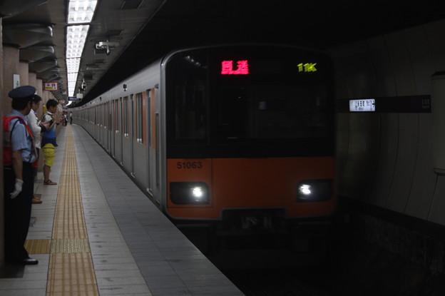 東武50050系51063F 回送