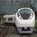 回8725M E657系K11編成 KY出場回送 (3)
