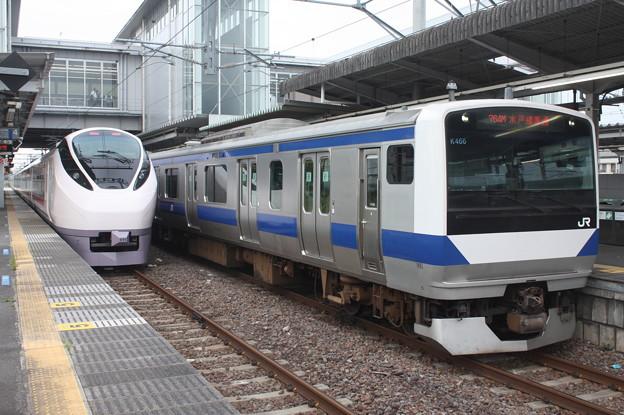 E657系K11編成・E531系K466編成 (1)