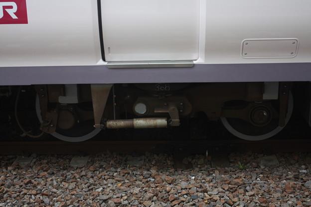 E657系 KY出場後の台車 指定保全 (2)