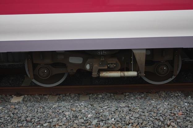 E657系 KY出場後の台車 指定保全 (5)