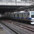 常磐線 E531系K406編成 上野 行