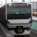 常磐線 E531系K453編成 346M 普通 上野 行