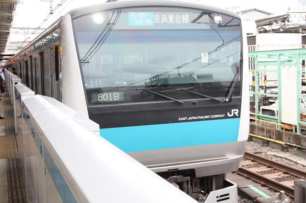 京浜東北線 E233系1000番台サイ111編成