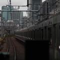 京浜東北線 前面車窓 神田→東京
