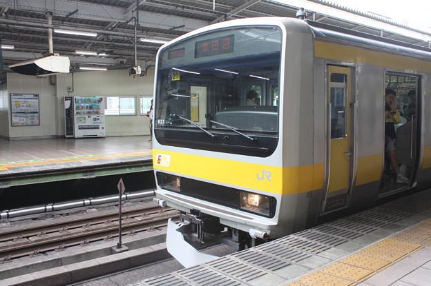 総武線 E231系ミツB27編成 (1)
