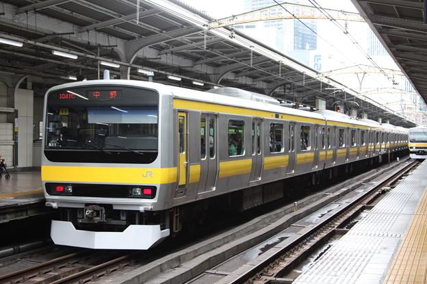 総武線 E231系ミツB11編成 (1)