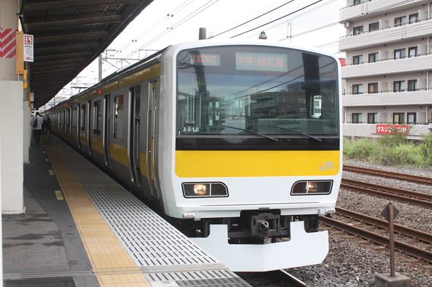 総武線 E231系500番台ミツA510編成