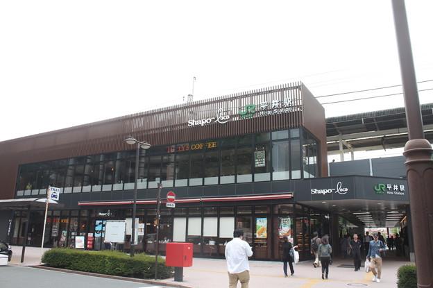 総武線 平井駅東口